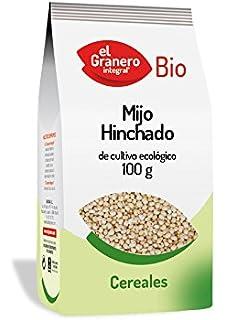 MIJO INTEGRAL HINCHADO BIO 100 gr