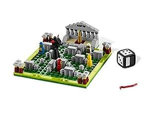 LEGO Mini-Taurus - Juego de tablero (De plástico, Multi)