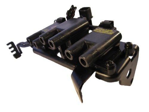 Korea Motor Parts 27301-37120 - Ignition Coil Pack for V6 2.7L (27301-37110 Same) for Hyundai