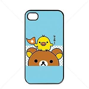 iphone covers Cute Bear Teddy Apple Iphone 6 plus TPU Soft Black or White case (Black)