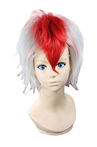 Gener (Red Bouffant Wig)