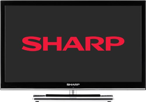 Sharp LC24LE250KBK 24-inch HD Ready LED TV with Freeview