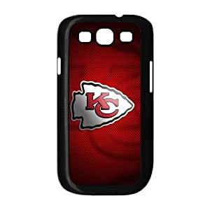 Cutstomize Kansas City Chiefs NFL Series Back Cover Case for SamSung Galaxy S3 I9300 JNS3-1240
