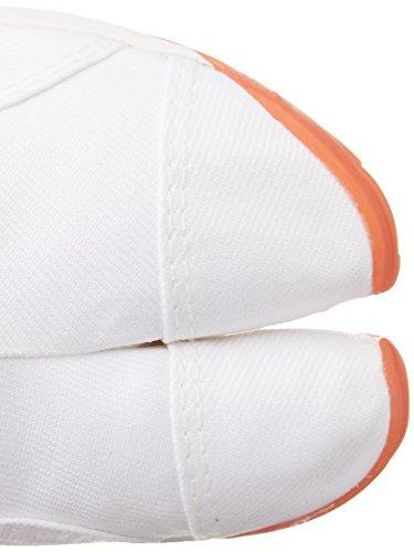 White tabi boots