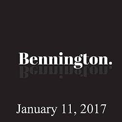 Bennington, January 11, 2017