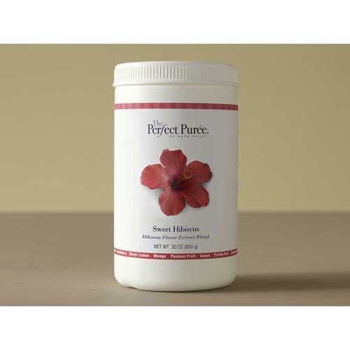 The Perfect Puree Sweet Hibiscus, 30 Ounce -- 6 per case. by Perfect Puree