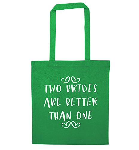 Green Brides Bag Better Creative Two Tote Than Flox Are One w1xZzFRq