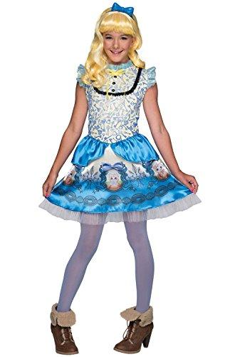 Blondie Lockes Costume - Medium
