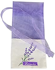 BESPORTBLE 60pcs Empty Sachet Bags Dried Lavender Sachets Purple Sachets Craft Bags Drawstring Jewelry Pouches Wedding Party Favor Bag