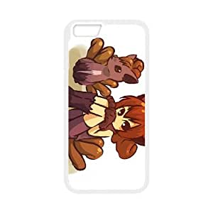 vulpi pokemon iphone 6s 4.7 Inch Cell Phone Case White PSOC6002625643086