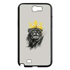 Samsung Galaxy N2 7100 Cell Phone Case Black No King jwiz