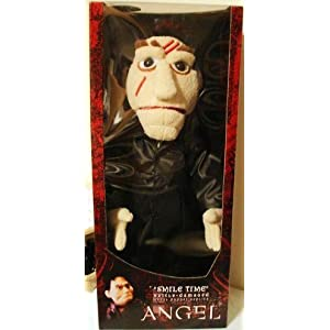 "Angel ""Smile Time"" Battle Damaged Angel Puppet Replica 21"" Plush Limited Edition Doll - 41e2vSv3 8L - Angel ""Smile Time"" Battle Damaged Angel Puppet Replica 21″ Plush Limited Edition Doll"
