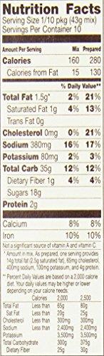 Betty Crocker Super Moist Cake Mix Dark Chocolate 15.25 oz Box (pack of 6) by Betty Crocker (Image #1)