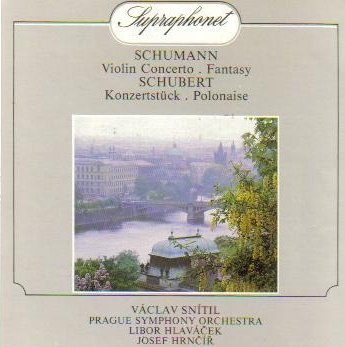 Schumann: Violin Now free shipping Concerto; San Francisco Mall Fantasy Konzertstuck; Schubert: Pol
