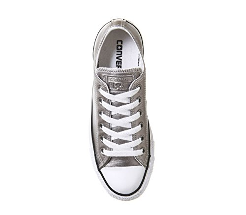 Converse Core Chuck Star Unisex Exclusive Trainers Taylor Ox Silver All New Adult qqa46