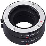 FOTGA AF Macro Auto Focus Tube Extension 10mm 16mm Set DG pour Samsung NX montage