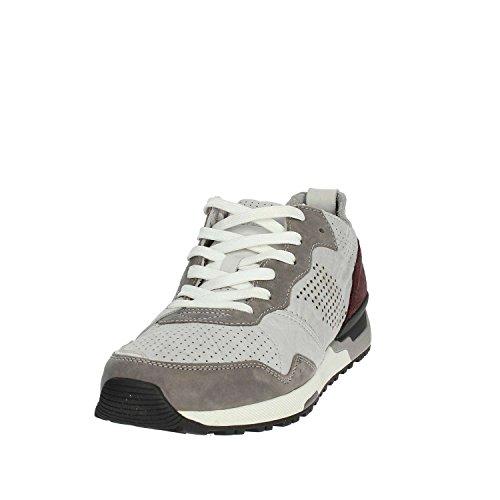 CRIME London 11427KS1.30 Niedrige Sneakers Herren Grau
