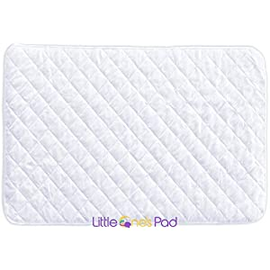 Little One's Pad Pack N Play Waterproof Mattress Cover...