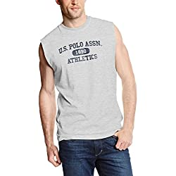 U.S. Polo Assn. Men's Athletics Muscle T-Shirt