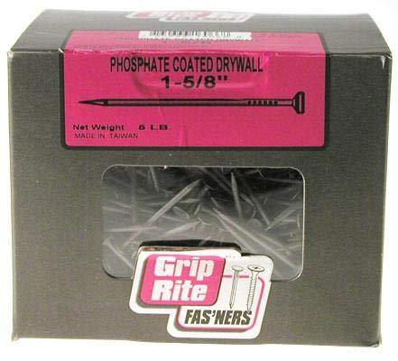 Grip Rite 158PCDW5 1-5/8