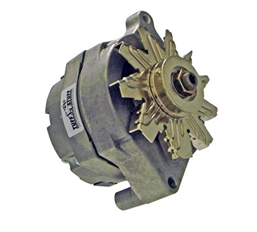 Tuff Stuff 7068 Alternator (100 Amp Ford 1 Wire V-Groove) ()