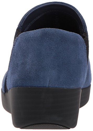 Fitflop Women's Elastic Panel Shoe Bootie Ankle Boot Midnight Navy GQoYU