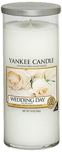 Yankee Candle Wedding Day Large Pillar Scented Candle
