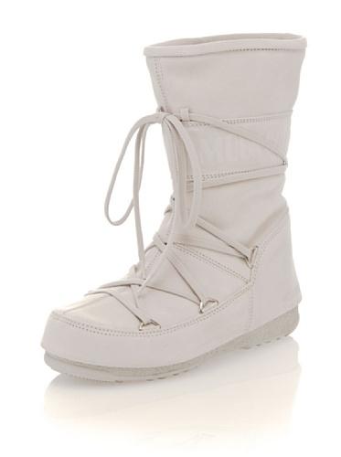 Donna Boot Ghiaccio Moon e W Stivali Boot Caviar Mid Z0wwqFd