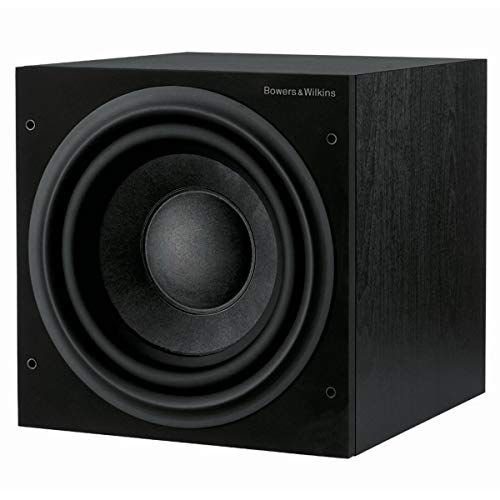 Bowers & Wilkins Compact Powered Subwoofer – Black