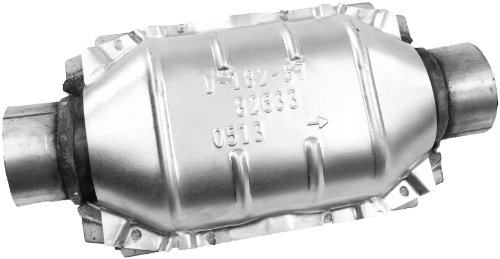 Walker 82633 CalCat OBDII Universal Catalytic Converter (Walker Mitsubishi Lancer 03)