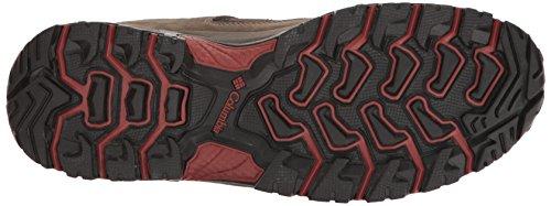 Granite Ridge Shoe Waterproof Hiking Men's Cordovan Columbia Rusty T5wqOPxW