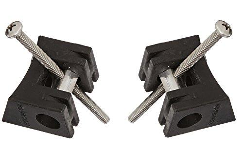 Pack of 2 Swimming Pool Tool Universal Light Wedge Repair Kit by CMP