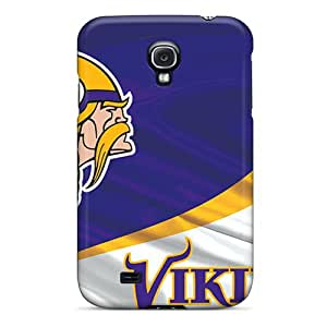 High-end Case Cover Protector For Galaxy S4(minnesota Vikings)