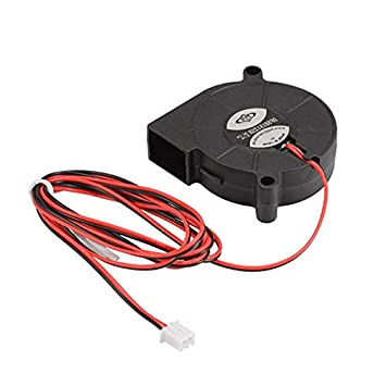 ZengBuks 5015 Ventilador con cojinete del Ventilador Ventilador de ...