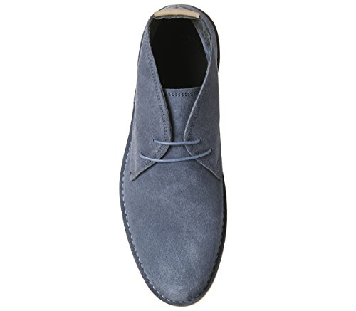 clearance best place best store to get cheap online Office Giggle Chukka Blue Suede - 6 UK SwPSOb