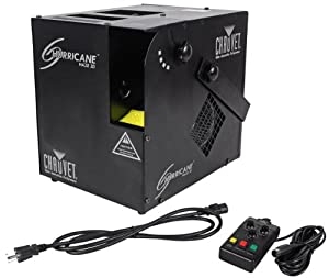 Chauvet Hurricane Haze 2D Water-Based Haze Machine w/Digital Display+DMX Control from Chauvet