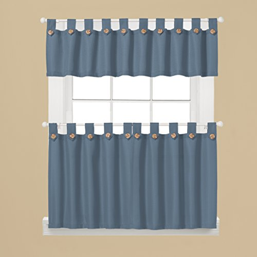 tab top kitchen curtains - 2