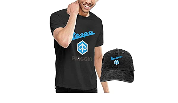 AOCCK Camisetas y Tops Hombre Polos y Camisas, Customized Piaggio ...