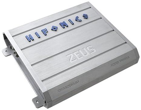 Hifonics Zeus Amplificador