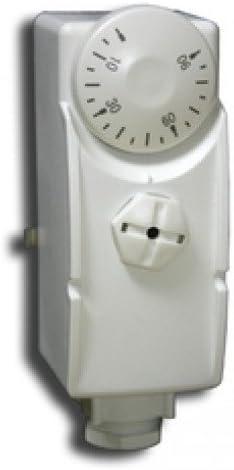 Tower Flue Components pcs Thermostat /à tube cylindrique
