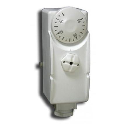 Tower PCS - Termostato para calentadores de agua (pack de 1)