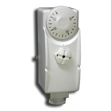 Tower PCS - Termostato para calentadores de agua (pack de 1): Amazon.es: Bricolaje y herramientas