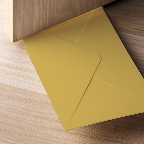 (Unusual Door Stopper You Have Got Mail by Qualy Design Studio. Doubles as Letters or Messages Holder. Great House Gift)
