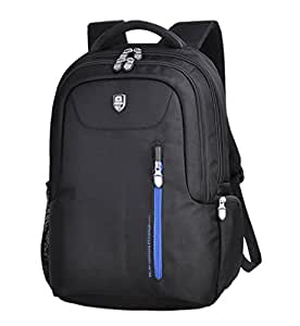 Tom Clovers Business Casual water Resistant Laptop Backpack 15 Inch Laptop Schoolbag Travel Unisex College
