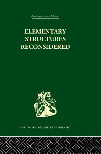 Download Elementary Structures Reconsidered: Levi-Strauss on Kinship Pdf