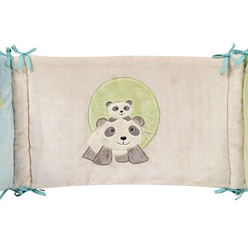 DOMIVA Pandi Panda Tour de Lit 40 x 180 cm
