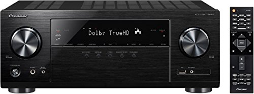Pioneer VSX-831 5.2-Channel AV Receiver with Built-In Bluetooth and Wi-Fi by Pioneer