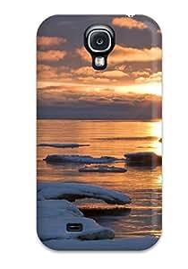 Batman Protective Case's Shop 3833078K77551605 New Sunset Tpu Case Cover, Anti-scratch Phone Case For Galaxy S4