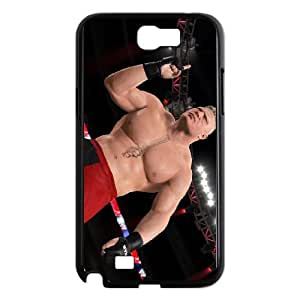 Funny WWE Samsung Galaxy N2 7100 Cell Phone Case Black Cool Witty Humor Maverick CYGJ6315833209