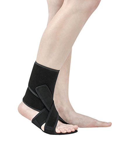 NEOFECT Drop Foot Brace - Breathable Neoprene, Foot